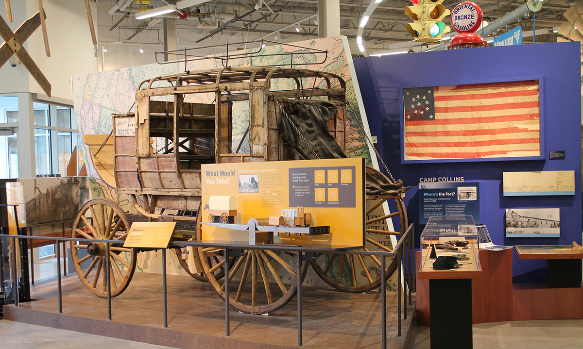 Fort Collins Museum of Discovery 2