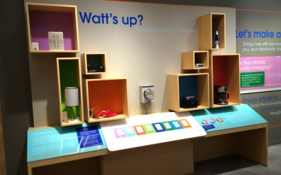 Interactive Educational Exhibits Fuel Smarter Energy Choices