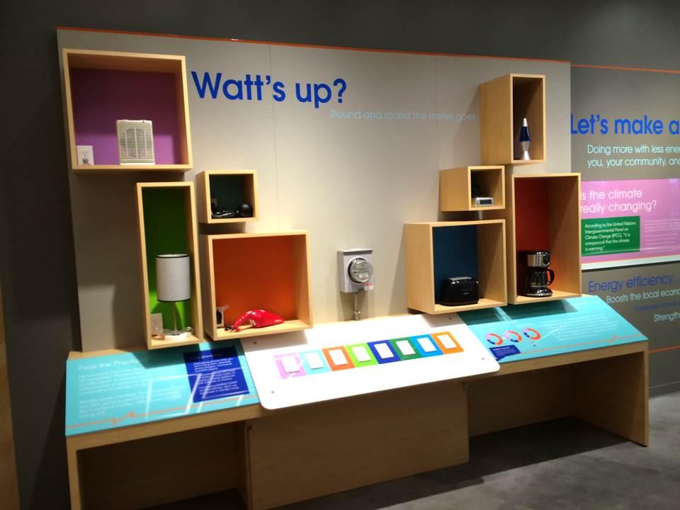 Interactive Educational Exhibits Fuel Smarter Energy