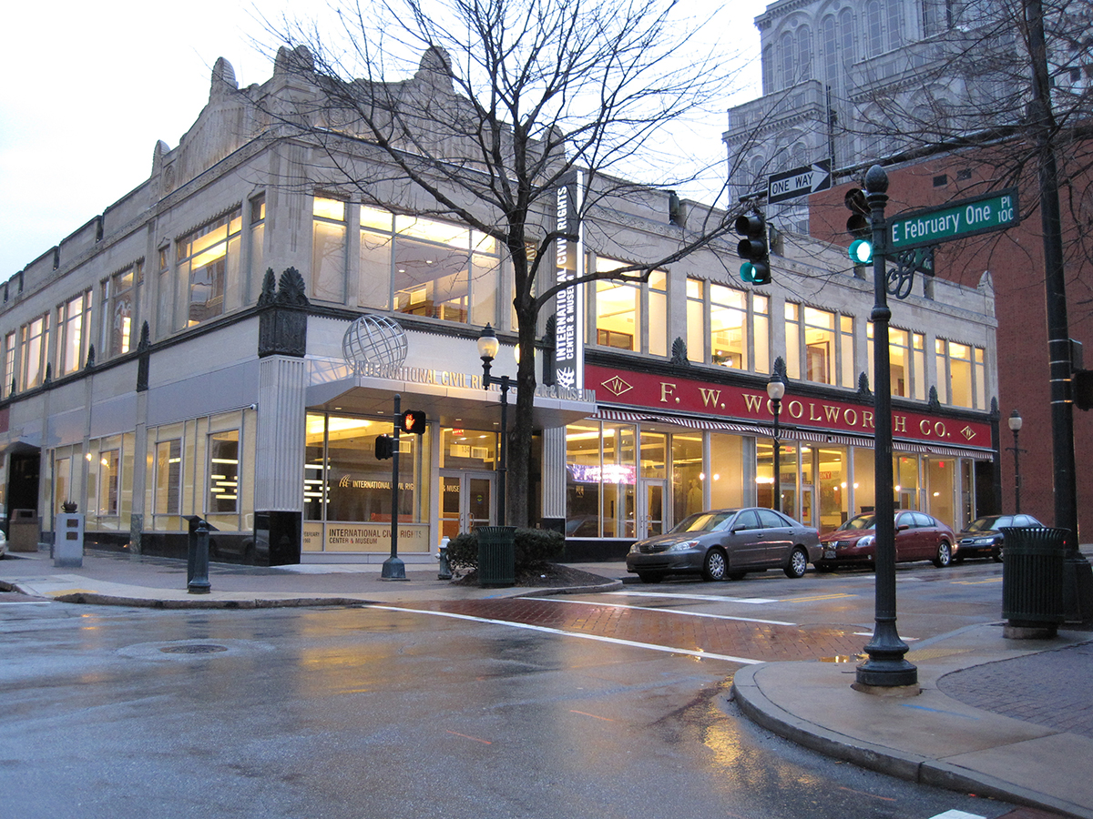 International Civil Rights Center & Museum 2