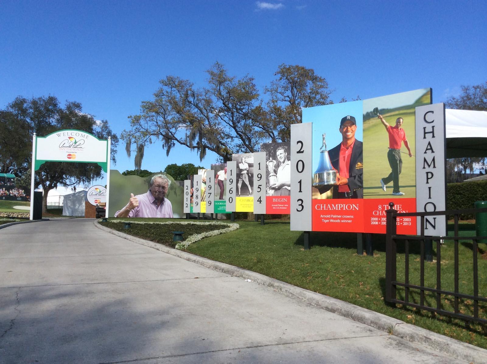MasterCard Arnold Palmer Invitational