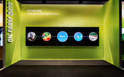 Monsanto's Huxley Learning Center – Cutting Edge Tech Showcases the Future of Farming