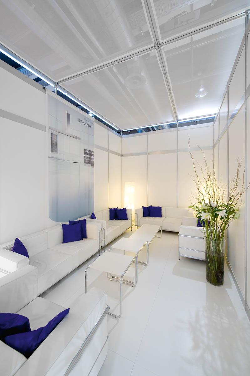 Temporary Lounge