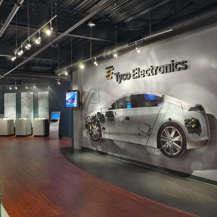 Tyco Headquarters Lobby