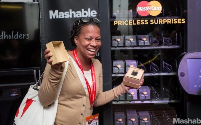 MasterCard Delivers Priceless Surprises