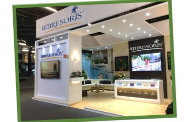 AM Resorts: Overseas Tradeshow Exhibit Fabrication
