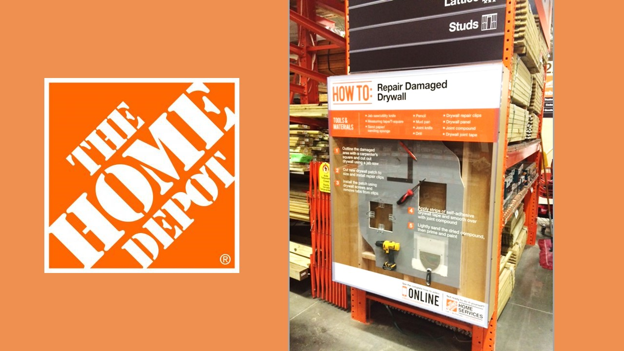 art guild  pioneering the home depot store of the future