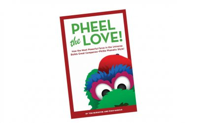 Art Guild Helps Inspire Brand New Book: Pheel the Love
