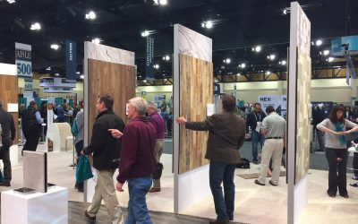 Tradeshow Exhibit Design: Shaking It Up At CCA's Winter Convention
