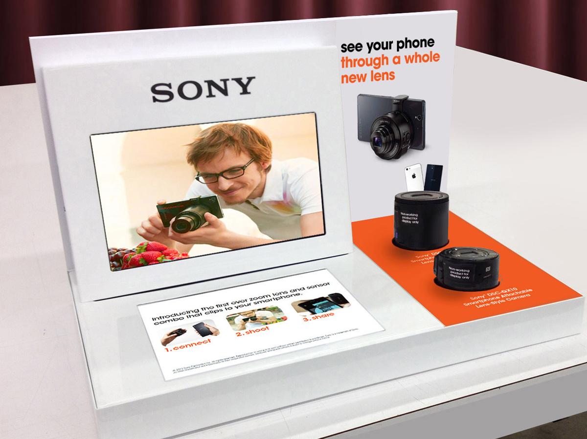 Sony Digital Imaging - QX Smart Lenses Launch