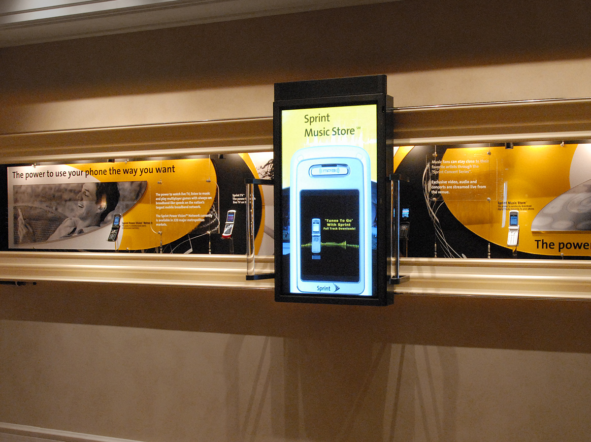 Sprint Mobile - iWall