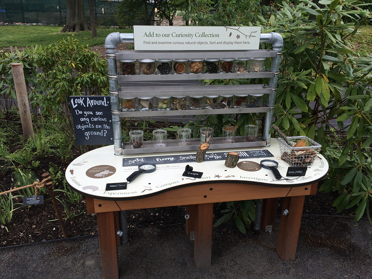 Children's Discovery Garde at Brooklyn Botanical Garden