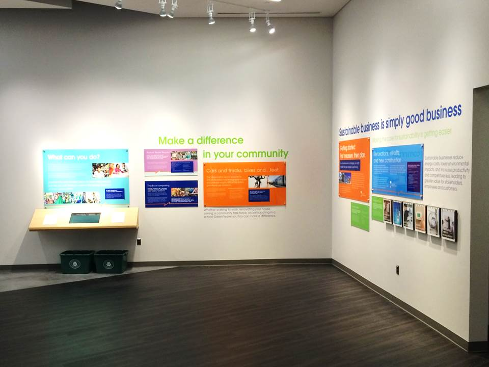 Interactive Educational Exhibits Fuel Smarter Energy Choices 1