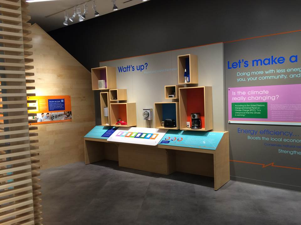 Interactive Educational Exhibits Fuel Smarter Energy Choices 5
