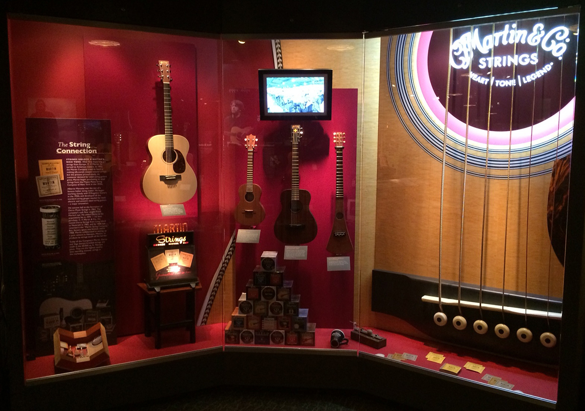 Martin Guitar Museum & Visitors Center