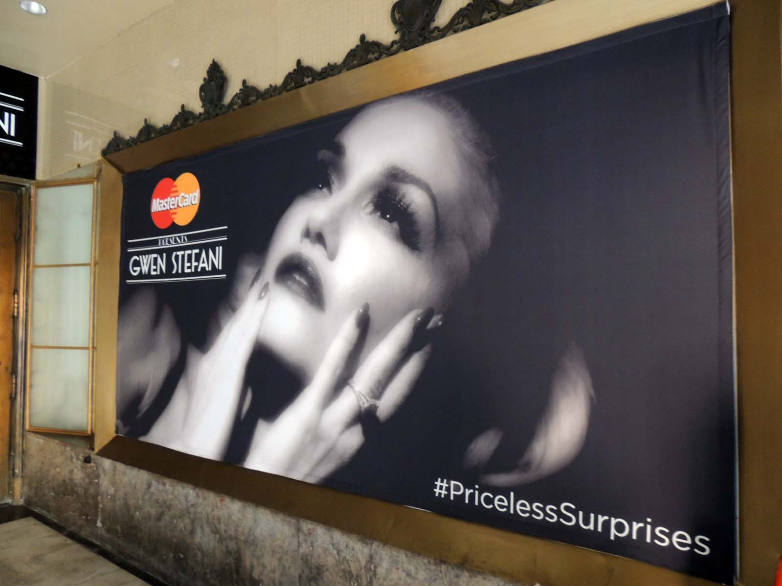 MasterCard Gwen Stefani Concert - LA