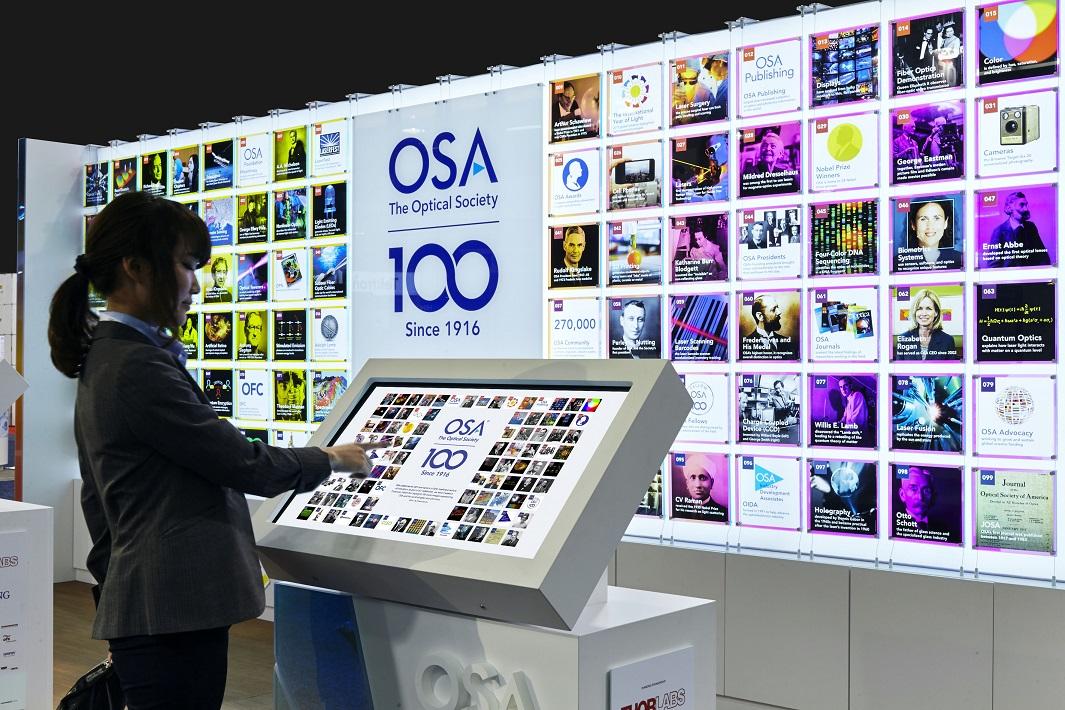OSA Centennial Interactive