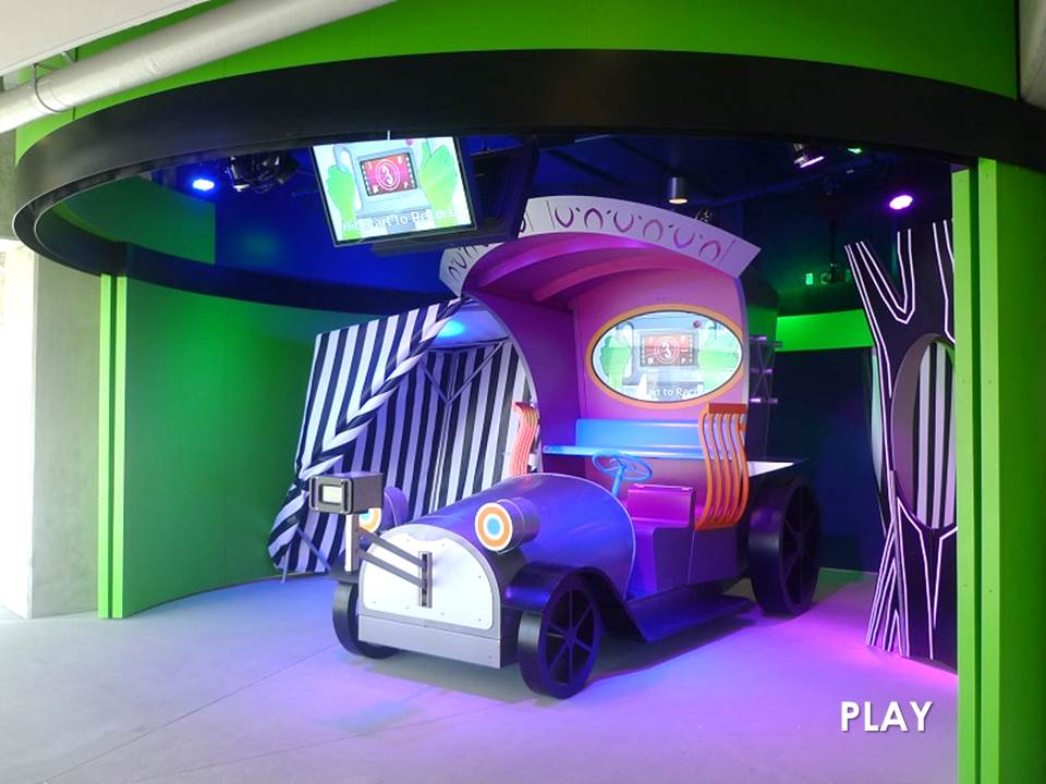 The PLAY Studio