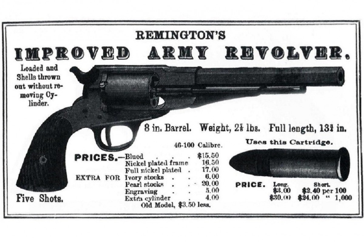 Remington History