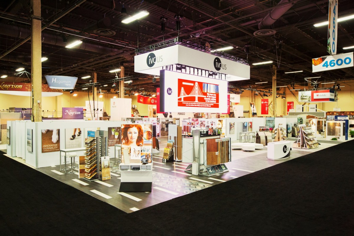 IVC Tradeshow Exhibit Surfaces 2016