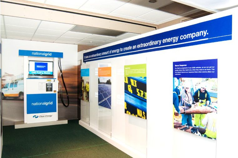 National Grid Mobile Exhibit