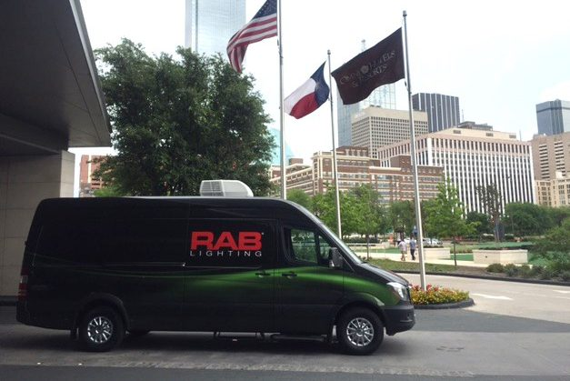 "RAB Lighting's ""Rab Runner"""