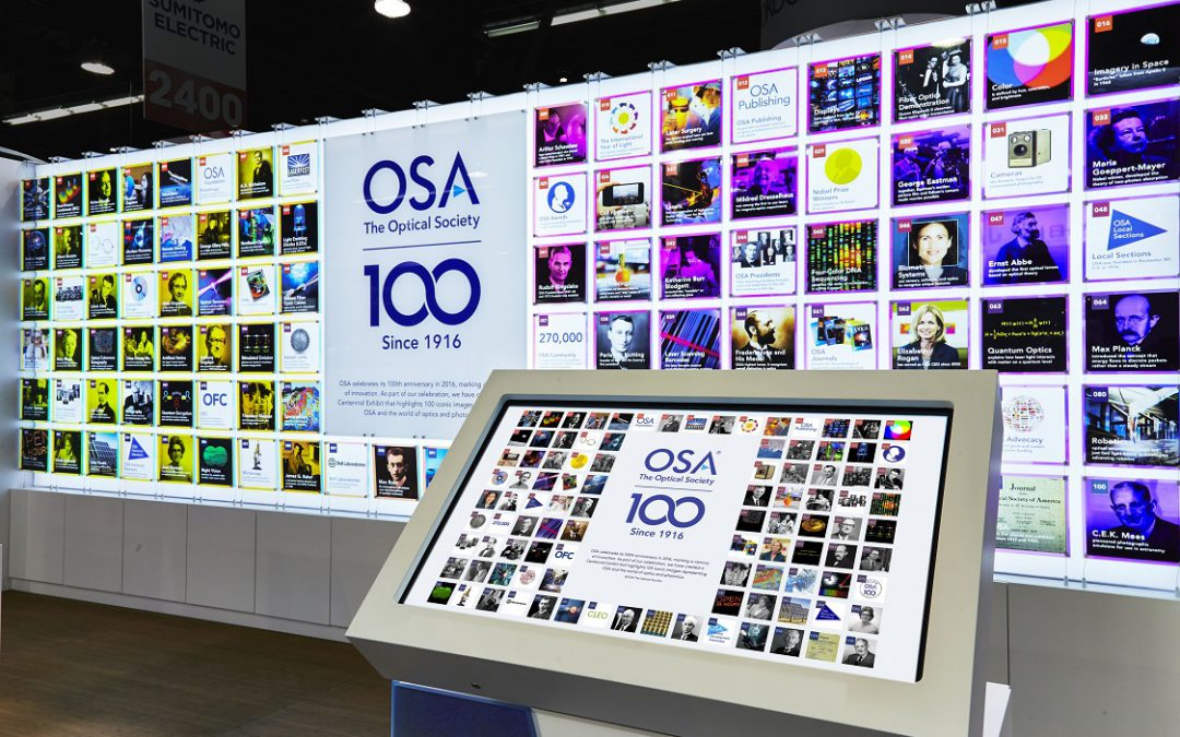 Art Guild Helps OSA Celebrate Centennial with Spectacular Interactive Exhibit