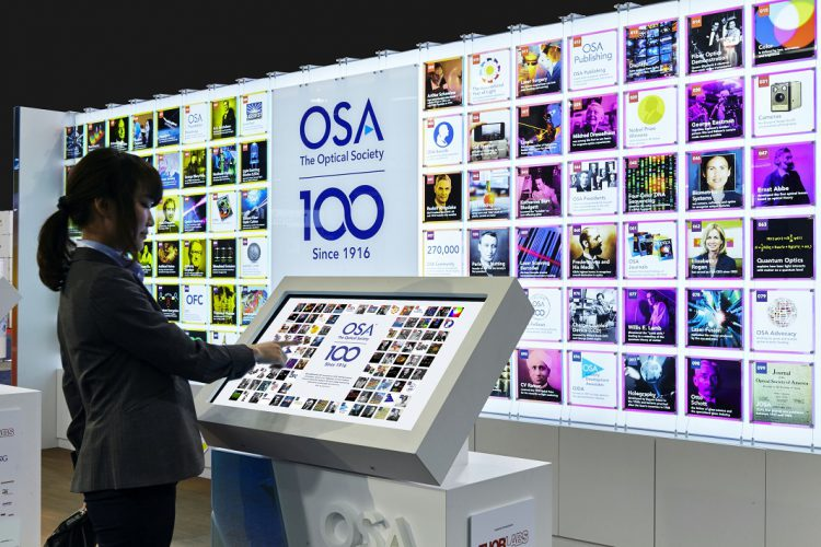 OSA Centennial Exhibit