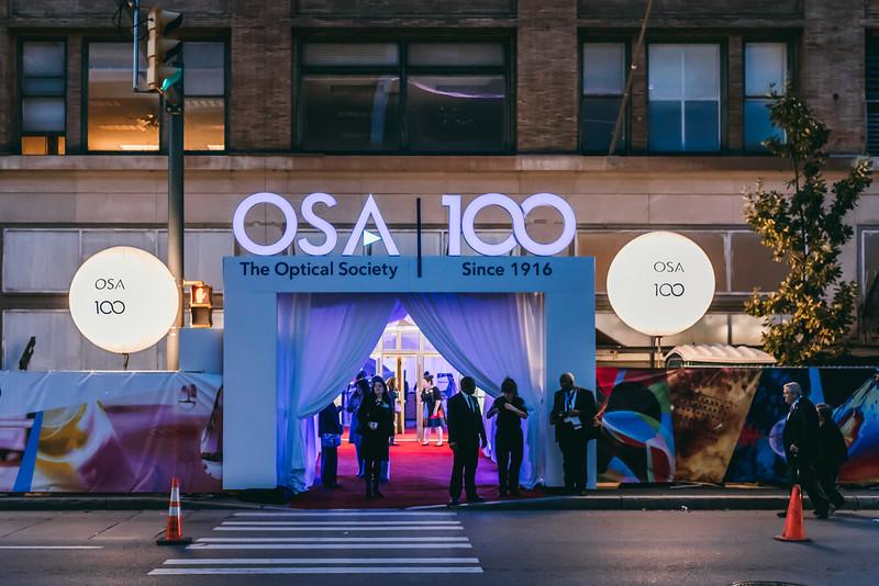 OSA Centennial Celebration 1