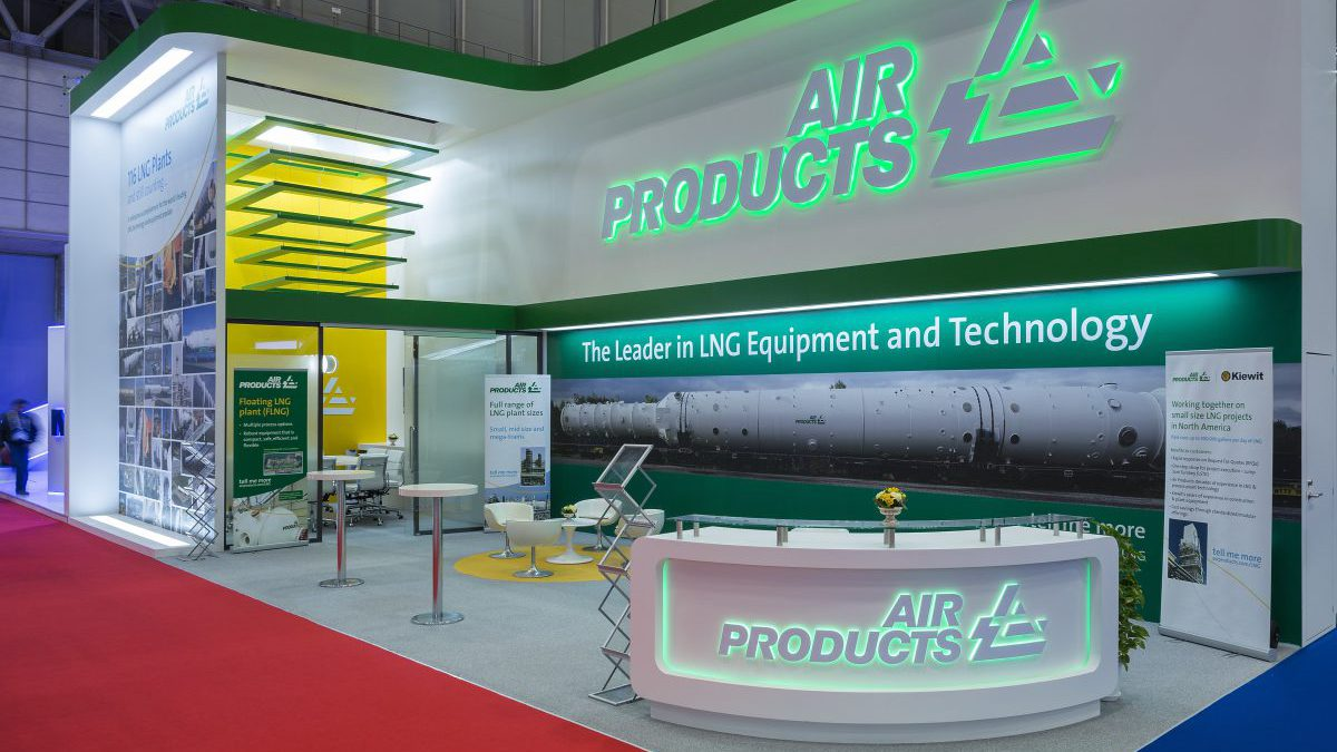 Air Products at GASTECH 2017 - Japan