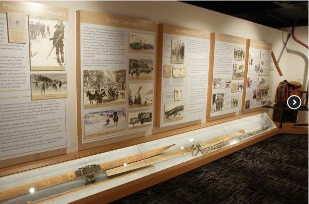 Exhibit - History of Colorado Snow Sports