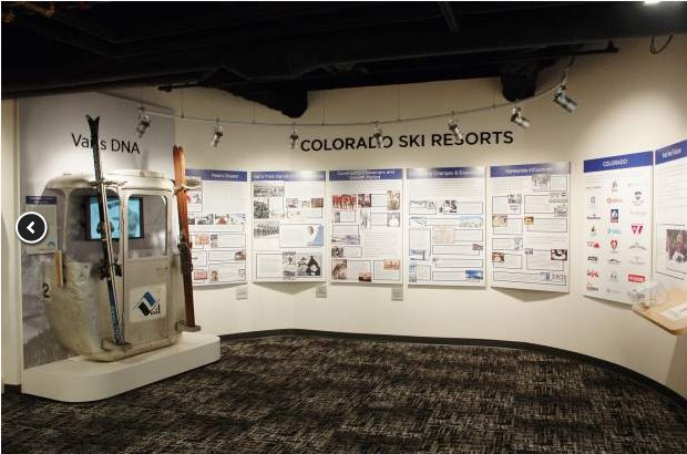 Exhibit Profiling Colorado Ski Resorts