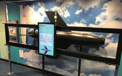 iWall Interactive Showcases New Exhibit at Intrepid Sea, Air and Space Museum