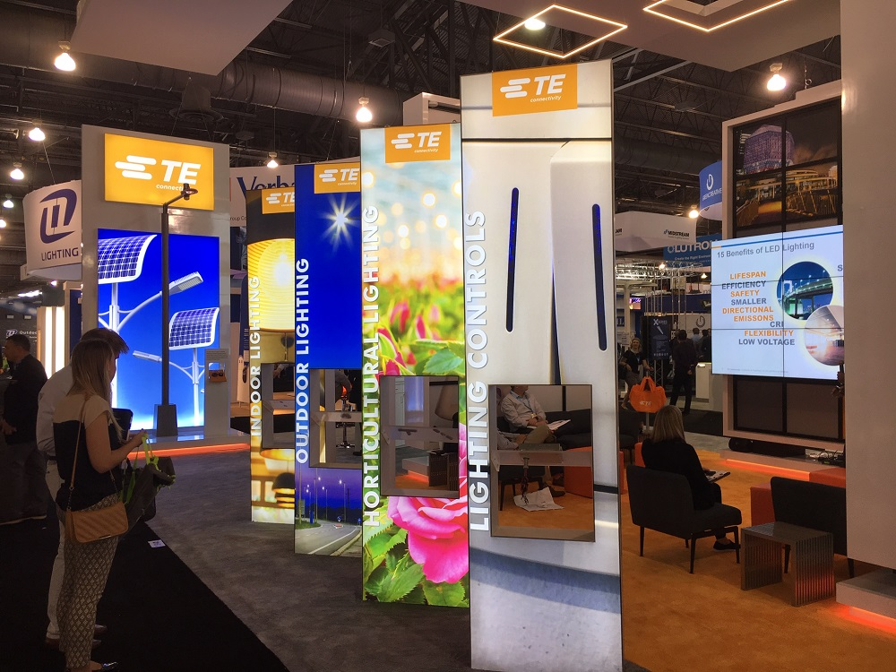 TE Connectivity Exhibit - Product Towers