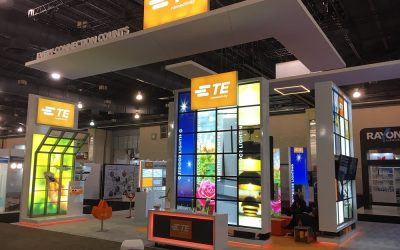 TE Connectivity – Connecting the Dots at LIGHTFAIR