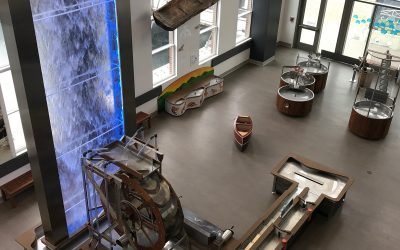 Watery Interactive Exhibits Star at Explore & More Children's Museum