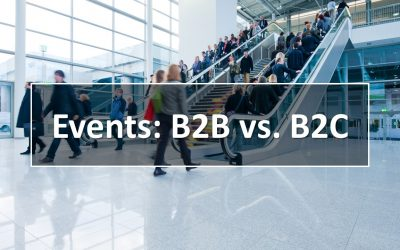 The Difference Between B2B and B2C Events