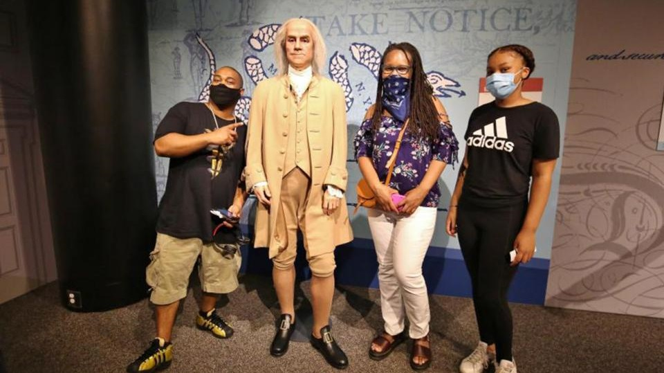 Benjamin Franklin and Friends