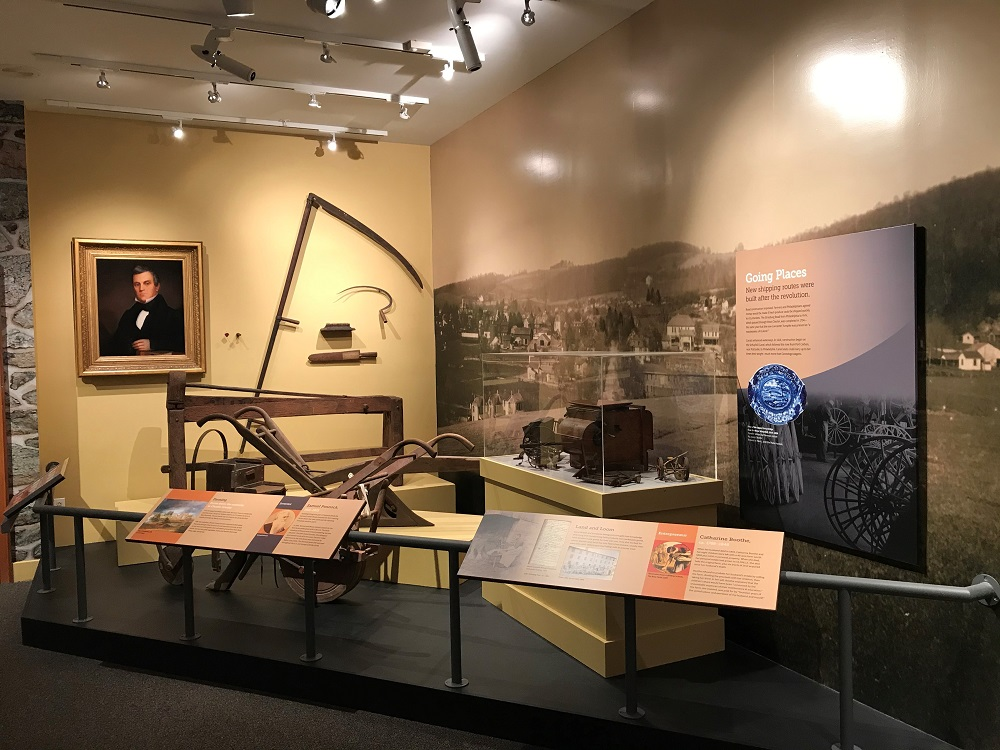 Chester County History Center Exhibit 3