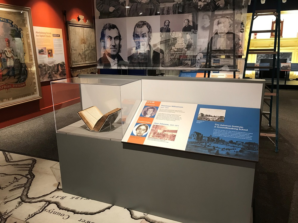 Chester County History Center Exhibit 4