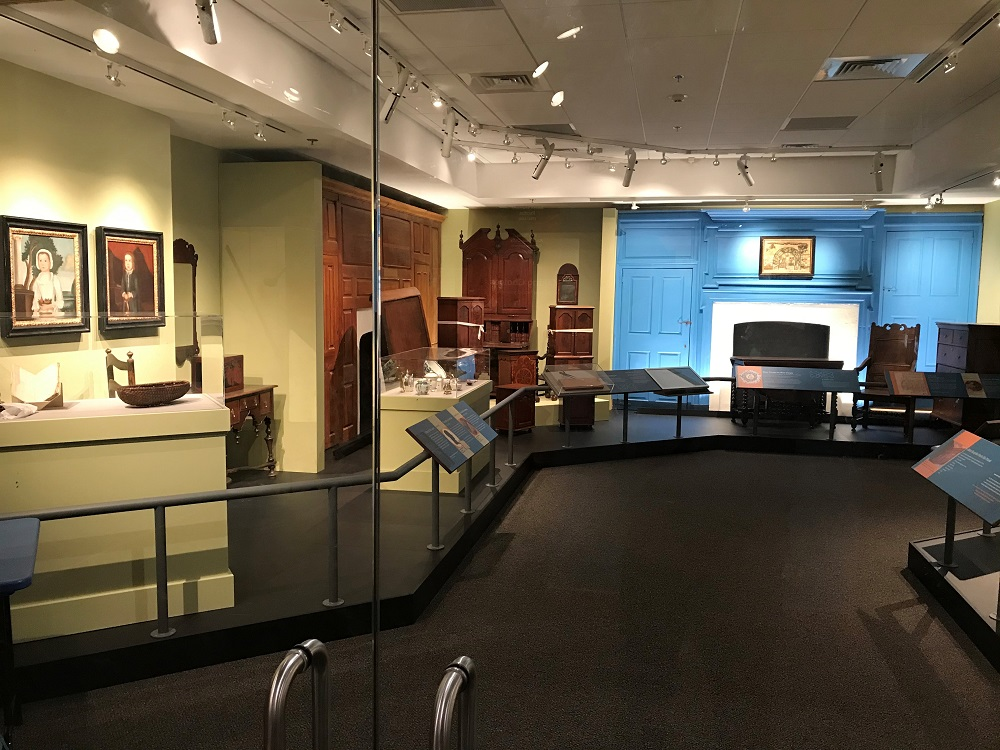 Chester County History Center Exhibit