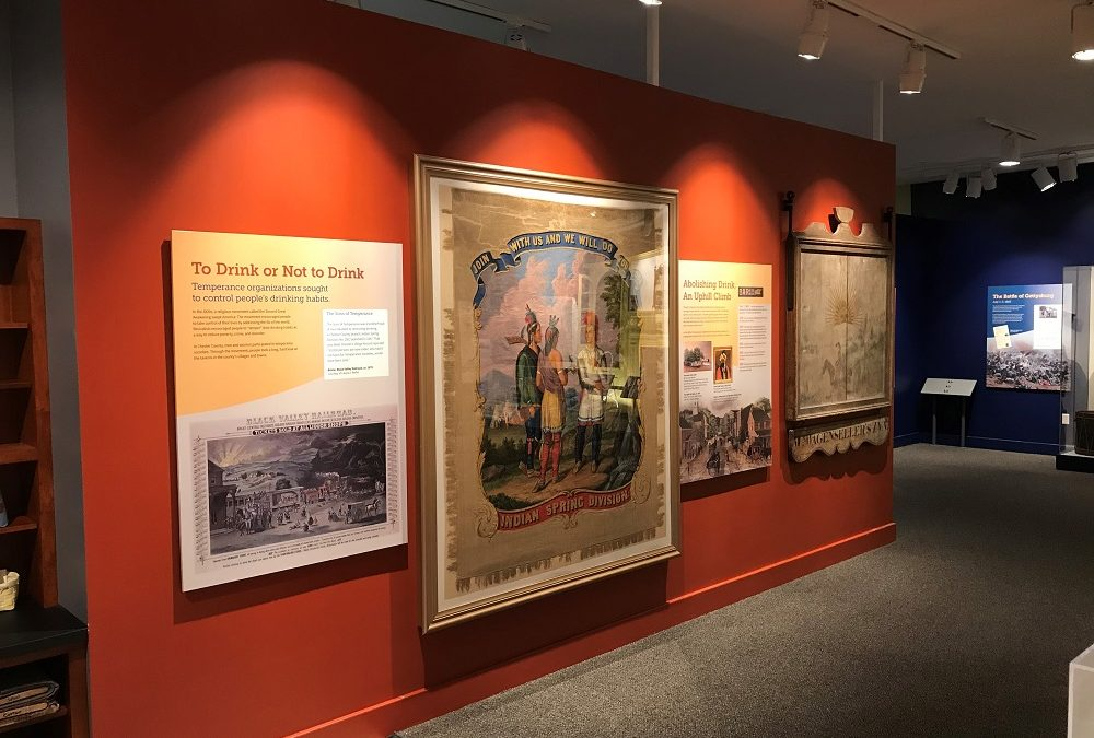 New Museum Exhibits Tell the Story of Chester County, PA
