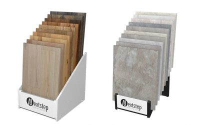 NextStep™ – Reimagining the Flooring Step Display