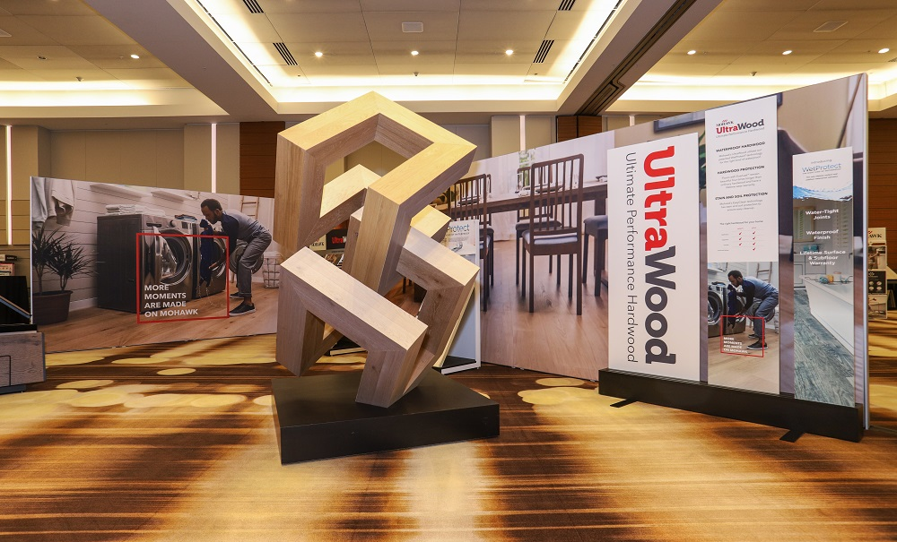 Taking It On the Road: Mohawk Finds a Safe Way to Showcase its New Products